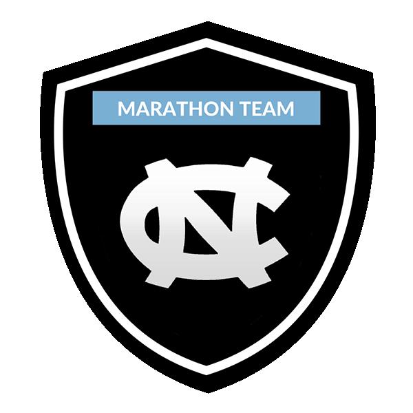 Marathon crest